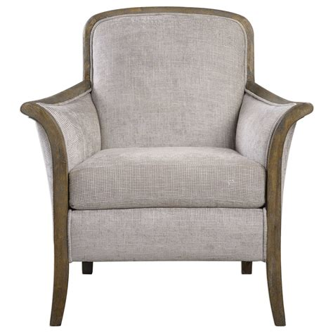 Bright Colored Accent Chairs Uttermost Accent Furniture 23369 Brittoney Taupe Armchair Dunk Bright Furniture