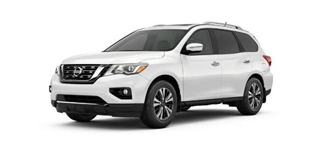 nissan pathfinder 2017 white 2017 nissan pathfinder color options