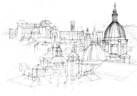 sketchbook rome sketch of rome illustrated maps