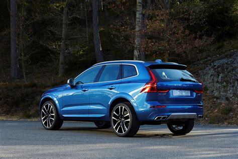 volvo suv xc60 2018 volvo xc60 is the sexiest crossover suv in geneva