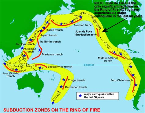 earthquake ring of fire the ring of fire is roaring to life and there will be
