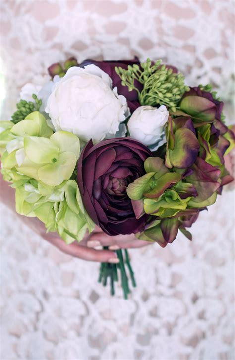 Peony Flower Hydrangea peony and hydrangea bouquet 10in