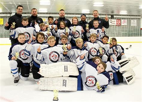 players bench cranbrook atom players bench jets soar in canal flats cranbrook