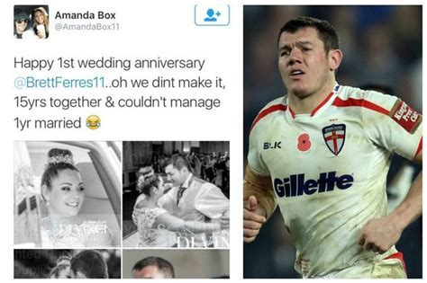 Amanda Ferres turns to Twitter to get revenge on cheating