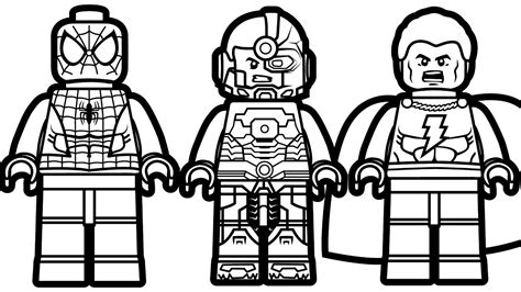 lego spiderman coloring pages to print lego spiderman coloring pages coloringsuite com