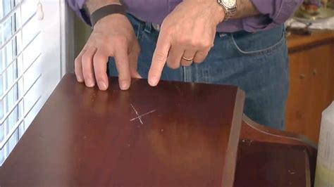 furniture polish remove scratches todays homeowner