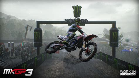 Kaset Ps4 Mxgp3 The Official Motocross Videogame mxgp3 the official motocross videogame is coming to ps4