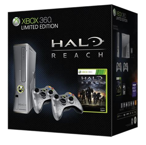 halo 4 xbox 360 special edition was tough to design for xbox 360 limited edition halo reach bundle unveiled