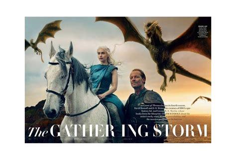 Vanity Fair Magazine Of Thrones Of Thrones Kit Harington Nikolaj Coster Waldau