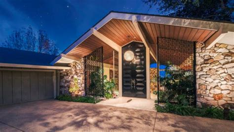 mid century modern masterpiece listed for 8 75m in bel