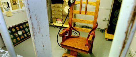chaise electrique execution la chaise 233 lectrique a 233 t 233 invent 233 e par un dentiste