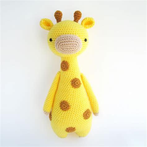 pattern for amigurumi giraffe tall giraffe with spots amigurumi pattern
