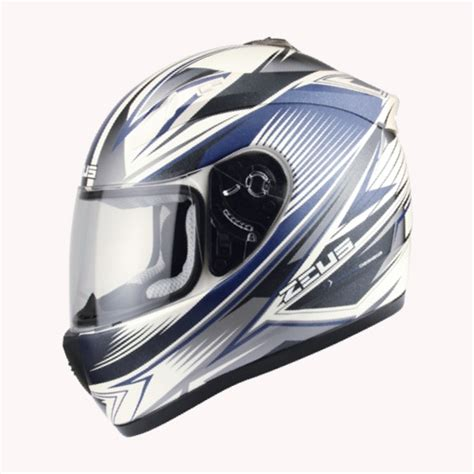 Helm Zeus Zs 612c White Size L motorcycle accessories helmets zeus zs 2000a helemet white bue buysellmoto
