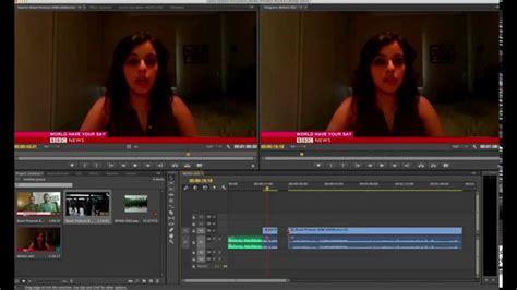 adobe premiere pro news adobe premiere pro cc editing a tv television news