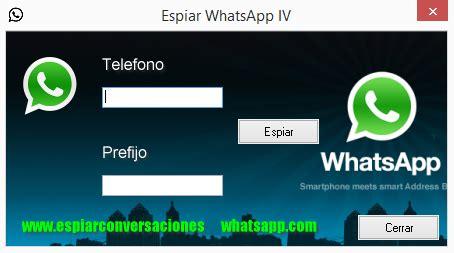 tutorial espiar whatsapp espiar conversaciones de whatsapp