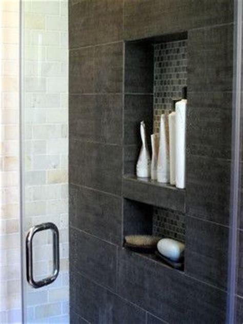 Built In Shelf In Shower by Built In Shower Shelf Tile Shower For The Home