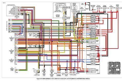 harley davidson ultra radio wiring diagram harley free