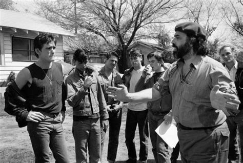 outsiders coppola s new version starring rob lowe the making of the outsiders oh no they didn t