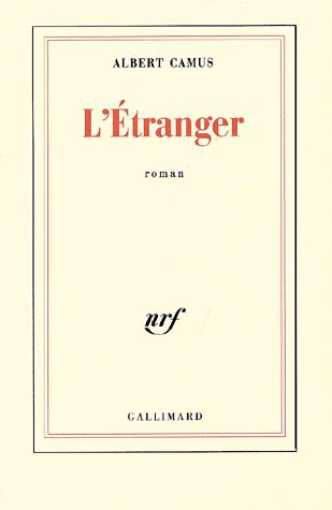 Resume L Etranger De Camus by L 233 Tranger Albert Camus R 233 Sum 233 S Avis Et Impressions