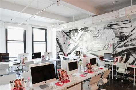 Office Magazine by Magazine New York City Offices Office Snapshots