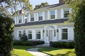 shutter colors for white house gray house white shutters home exteriors