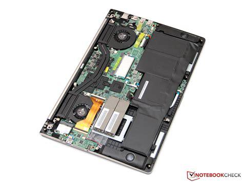 aprire alimentatore notebook recensione portatile asus zenbook ux51vz u500vz