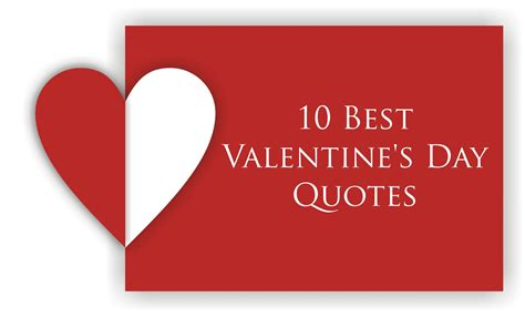 valentine day quotes best valentine quotes quotesgram