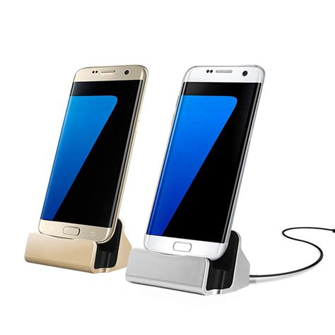 galaxy phone charger micro usb charger base for android mobile phone free