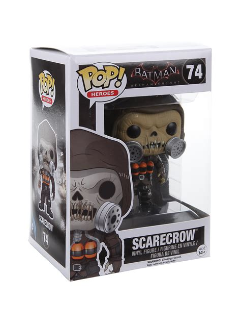 Funko Pop Heroes Batman Arkham Batman 71 funko pop heroes batman arkham scarecrow collectible vinyl figure ebay