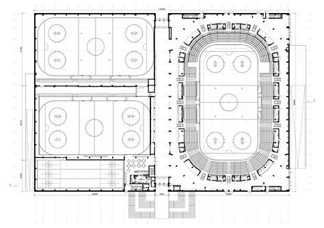 skating rink floor plans tallinn arena kadarik t 252 252 r arhitektid archdaily