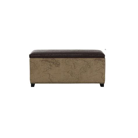 home depot shoe bench home decorators collection chambers 42 in w rectangular