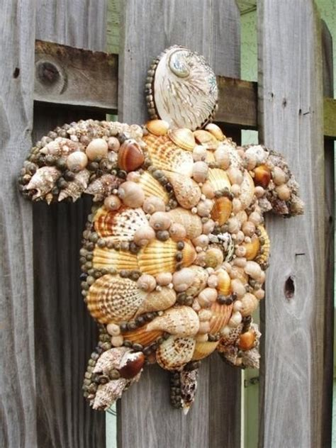 crafts with seashells for 40 sea shell and crafts adding charming accents to