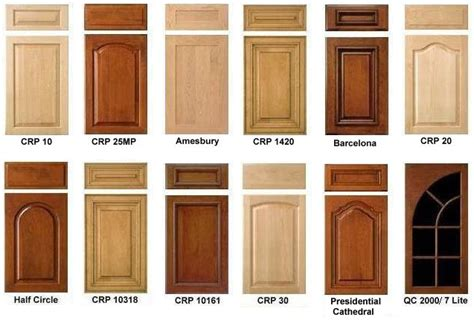 Cabinet Door Styles For Kitchen by Great Kitchen Cabinet Door Styles 2016