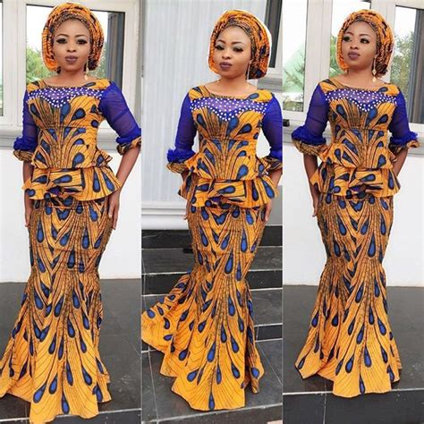 Ankara Oviations | 50 pictures of the latest ovation ankara fashion styles in