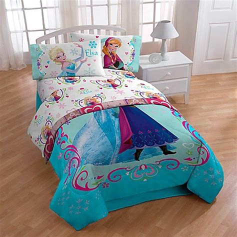 frozen bedding twin buy disney 174 frozen springtime floral twin sheet set from
