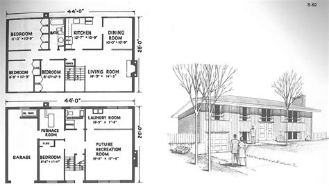 mid century modern homes floor plans mid century modern house plan plans ranch floor interiors
