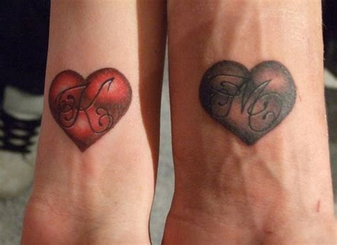 couples names tattoos the gallery for gt name ideas