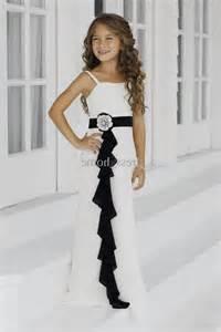Black and white dresses for kids white dresses for kids black