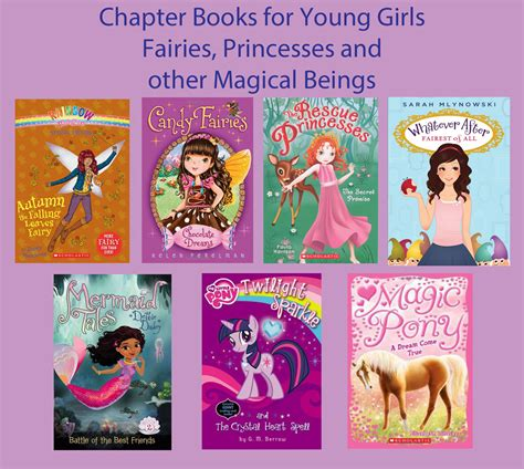 picture chapter books fairies books my read