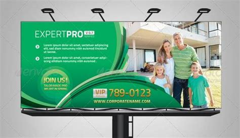 30 awesome billboard template designs for outdoor