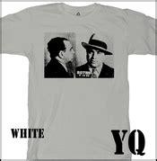 Kaos Frank Sinatra Original Gildan T Shirt mugshot t shirt madness gangsta s and maniacs be a fashion criminal