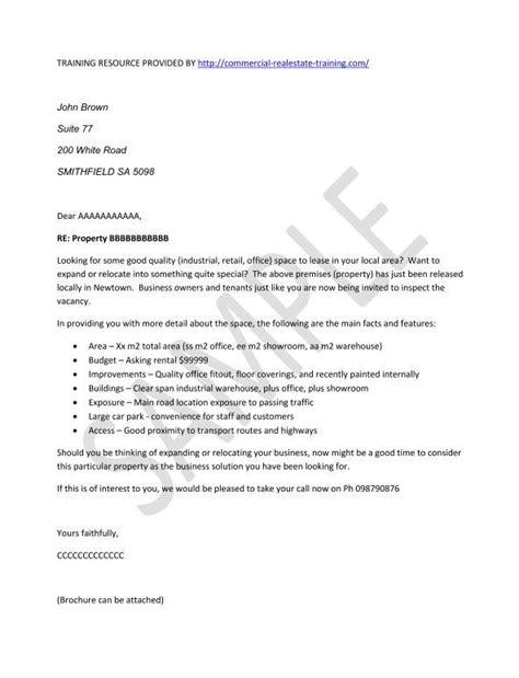 Insurance Letters To Prospects Prospect Letter Template 28 Images Motor Insurance Motor Insurance Database Letter