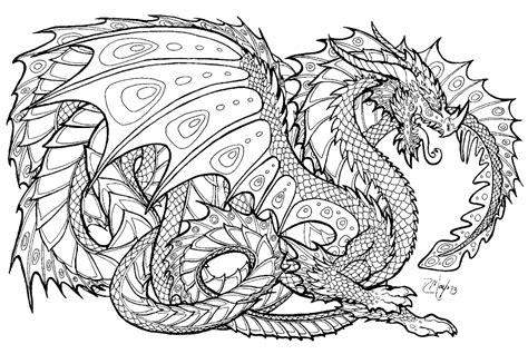 free printable coloring pages for adults advanced free printable coloring pages for adults advanced dragons8