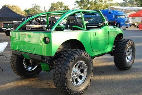 Synergy Jeep Synergy Green Jeep S