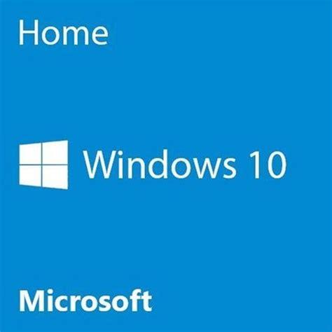 Microsoft Windows 10 microsoft windows 10 home 32 bit system builder oem kw9