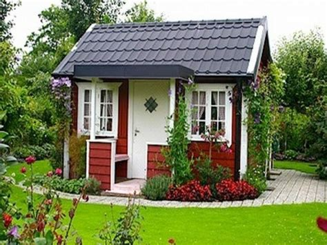 small backyard cottages little red swedish cottage garden swedish paint colors