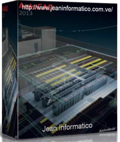 autodesk autocad 2013 32/64 bit full español + serial