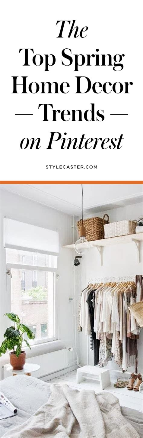 home design trends for spring 2015 spring home decor trends trending on pinterest stylecaster