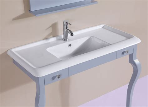 ada vanity 40 quot marina gray single traditional ada bathroom vanity