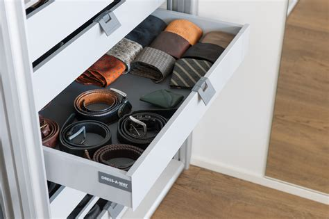 Blumotion Drawers by Custom Made Wardrobes With Modular Setup And Components